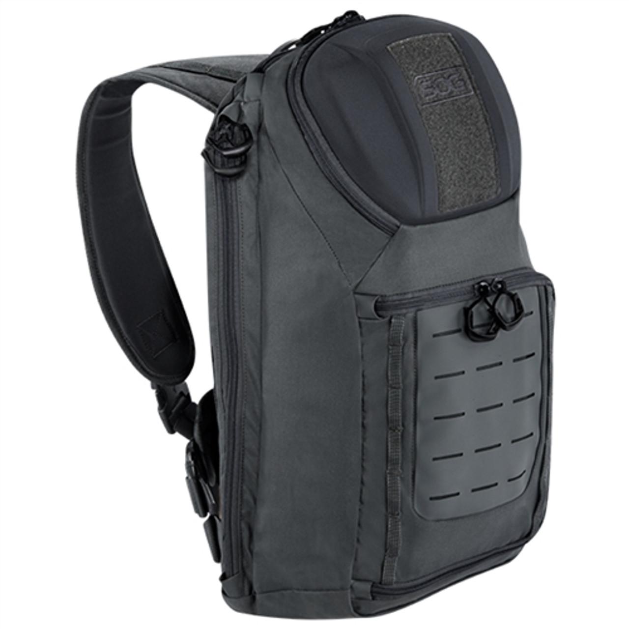SOG EVAC Sling 18L Tactical Pack, Grey, Laptop Sleeve
