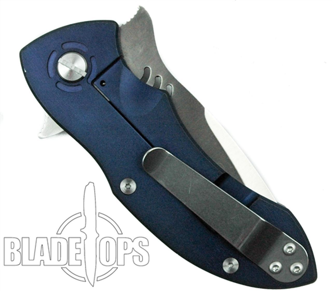 Quartermaster Knives Mr. Furley QSE-4 Frame Lock Knife