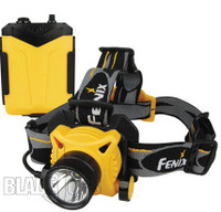 Fenix HP20 R5 Yellow Headlamp, 230 Lumens