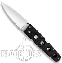 Cold Steel Hold Out II Folder Knife, Plain Edge, 11HL