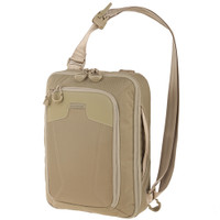 Maxpedition VALTAN AGR Valence Tech Sling Bag, Tan