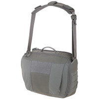 Maxpedition SKYGRY AGR Skyvale Tech Messenger Bag, Grey
