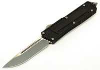 Microtech QD Scarab OTF Knife Plain Single Edge, MT111-4