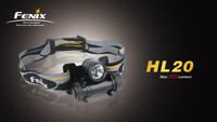 Fenix HL20 R2 LED Mini Headlamp, 105 Lumens