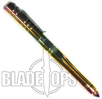 Schrade Tactical Defense Pen, 2nd Generation, Rainbow