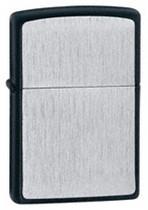 Brushed Finish Chrome Vertical Zippo, 24752