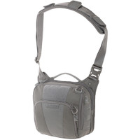 Maxpedition LCRGRY AGR Lochspyr Crossbody Shoulder Bag, Grey