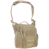 Maxpedition VLDTAN AGR Veldspar Crossbody Shoulder Bag, Tan
