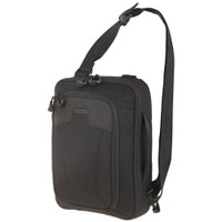 Maxpedition VALBLK AGR Valence Tech Sling Bag, Black