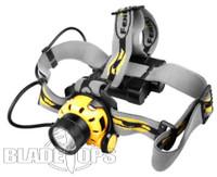 Fenix HP11 High Intensity Yellow Headlamp, 277 Lumens