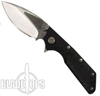Microtech Custom DOC Flipper Knife, Ice Blade