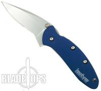 Kershaw Navy Blue Chive Assist Knife, KS1600NB