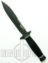SOG Daggert 2 Fixed Blade Knife, TiNi Finish, SOG99012