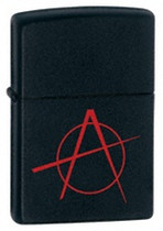 Zippo Anarchy Lighter, Zippo 20842