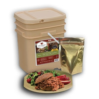 Wise Food Storage 60 Serving Gourmet Freeze Dried Meat