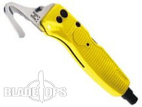 Benchmade 30200 Houdini-Pro Rescue Hook Tool, Yellow