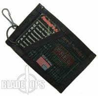 ESEE Izula Gear Card Holder, Black
