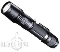 Fenix PD35 Black LED Flashlight, 850 Lumens