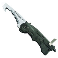Smith & Wesson First Response Rescue Knife, Seatbelt Cutter