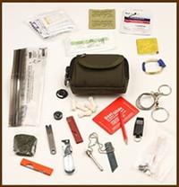 ESEE Rat Cutlery ADVANCED Professional Survival Kit/ E&E Pocket Emergency Kit