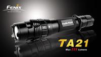 Fenix TA21 LED Flashlight, Black, 225 Lumens