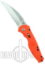 SOG Orange Flash II Rescue Assisted Knife, Combo Blade, OFSA-6