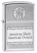 Smith & Wesson American Made Zippo Lighter