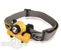 Fenix HL21 R2 LED Mini Headlamp, 90 Lumens, Yellow