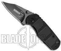 Boker Plus CLB Keycom Knife, Black Blade, BOP531
