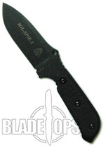 TOPS Mil-SPIE Fixed Blade Combat Knife, Micarta Handles, MIL03