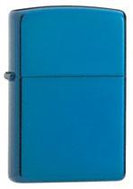 Zippo Sapphire Lighter, Zippo 20446