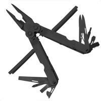 SOG PowerLock Traveler Multi Tool, Black Oxide
