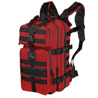 Maxpedition Falcon II Backpack, Fire EMS Red