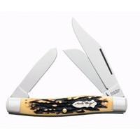 Schrade 885UH Senior Rancher Uncle Henry Pocket Knife