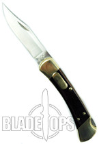 Buck 110 Rosewood Double Action Automatic Conversion Knife