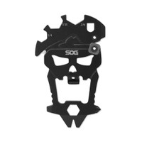 SOG MacV Tool, Hardcase Black Finish