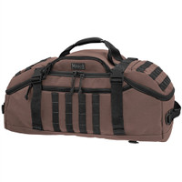 Maxpedition DOPPELDUFFEL Adventure Bag, Dark Brown