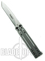 Bradley Kimura VI Butterfly Knife, PLN Tanto Blade, BC5500-VI