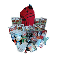 Wise Food Storage Deluxe Survival Kit with Food Supply