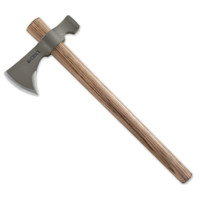 CRKT Johnson Woods Chogan T-Hawk, Axe with Hammer