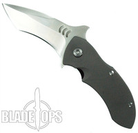 Quartermaster Knives Mr. Furley QSE-4 Frame Lock Knife