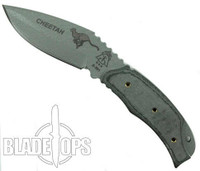 TOPS Knives Cheetah Fixed Blade Knife, TPCH262