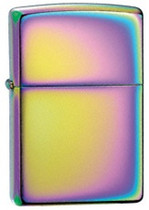 Zippo Spectrum Lighter, Zippo 151