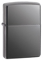 Zippo Black Ice Lighter, Zippo 150