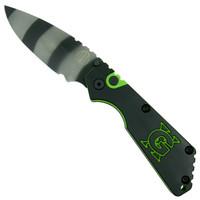 Pro-Tech USN GX Strider SnG Auto Knife, 154CM Tiger Stripe Blade