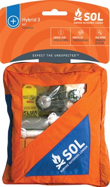Adventure Medical Kits SOL Hybrid 3 Survival Kit, 0140-1737