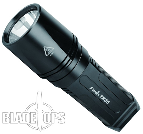 Fenix TK35 High Performance Cree XM-L U2 LED Flashlight, 860 Lumens