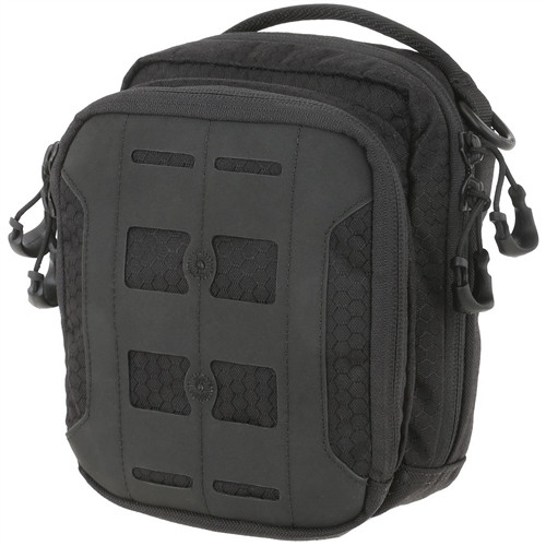 Maxpedition AGR AUP Accordion Utility Pouch, Black