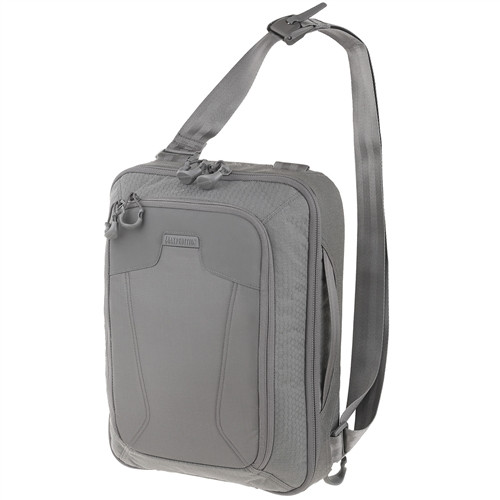 Maxpedition VALGRY AGR Valence Tech Sling Bag, Grey