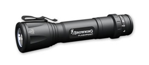 Browning Tactical Hunter Control Point LED Flashlight, Black